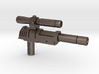 Megatron Pistol (3mm & 5mm grips) 3d printed