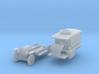 Ford Model T Ambulance (1/144) 3d printed