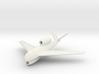 (1:144) Heinkel P 1073.6 3d printed