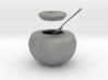 Sugar Bowl (downloadable) 3d printed