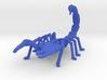 Scorpion 3d printed