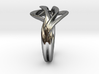 Neutra- Unisex Ring 3d printed