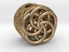 Floral Charm Bead - (Pandora compatible) 3d printed