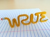 The Writer's Pencil 3d printed