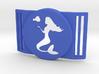 Freestyle Libre Shield - Libre Guard MERMAID 3d printed