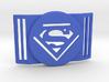 Freestyle Libre Shield - Libre Guard SUPERMAN 3d printed