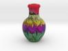 VASIJA m00 3d printed little vase with texture