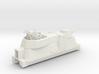 Panzerzüge flakewagon armored train 1/144 3d printed
