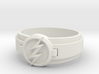 Flash Ring Size 8 3d printed