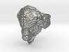 Bison Head Ring 3d printed
