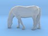 Low Poly Grazing Horse 3d printed