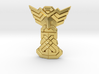 Amulet of Digital Mastery 3d printed