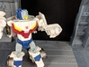 Replacement Hand Set for TF TR Chromedome Getaway 3d printed Folds into arm for transformation
