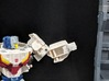 TF Titans Return Chromedome Getaway Hand Set 3d printed Replacement hand in robot mode