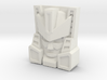 Brushguard Face (Titans Return/PoTP) 3d printed