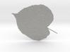 Tilia tree leaf (linden leaf) 3d printed