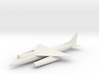 Douglas Model 1355 Long Range Interceptor (LRI-X) 3d printed