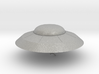 Earth vs The Flying Saucers UFO 3d printed
