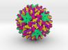 Hepatitis B 3d printed