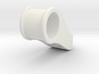 Fork mount for handle bar lights ~ 28mm steer tube 3d printed