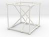 Möbius-Kantor graph 3d printed