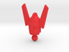 Time Traveler Marvel Acroyear Head 3d printed