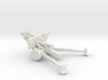 1/200 Scale 105mm M2A1 Howitzer 3d printed