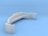 Blind Valance Clip 00176 3d printed