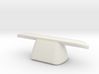 pen rest The Nibopedic solid (ceramic compatible) 3d printed