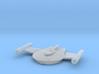 Star Empire Shrike Corvette 3d printed