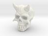 Demon Skull V1 3d printed