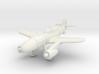 (1:144) Junkers EF010 Rekordflugzeug Projekt 3d printed