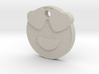 Love Emoji Aromatherapy Pendant 3d printed