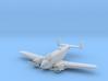 Beechcraft Model 18 3d printed