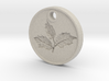 Holly Aromatherapy Pendant 3d printed