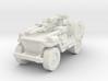 1/100 LRDG Jeep  2 3d printed
