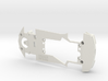 PSCA01102 Chassis for Carrera Corvette C7R GT3 Dig 3d printed