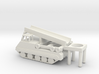 1/144 Scale M474 Pershing Launcher 3d printed