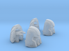Little Heracles' Heads Voyager x2 3d printed