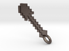 Minecraft Shovel Pendant 3d printed
