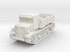 Voroshilovets tractor scale 1/87 3d printed