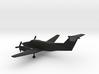Beechcraft Super King Air 200 3d printed