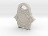 Sacral Chakra Aromatherapy Pendant 3d printed