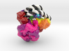 Chromatin Remodeler Nucleosome Complex (Large) 3d printed