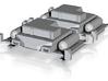 Fleischmann NS1657 NL-onderbouw 3d printed