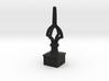 Signal Semaphore Finial (Open Cruciform)1:19 scale 3d printed