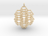 Truncated Octahedral Honeycomb - 28mm 3d printed