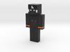 Larfleze | Minecraft toy 3d printed