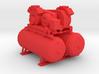 Air Compressor 2 Pack (Scale 1/32) 3d printed Air Compressor 2 Pack