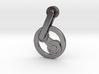 Steam Keychain 3d printed
